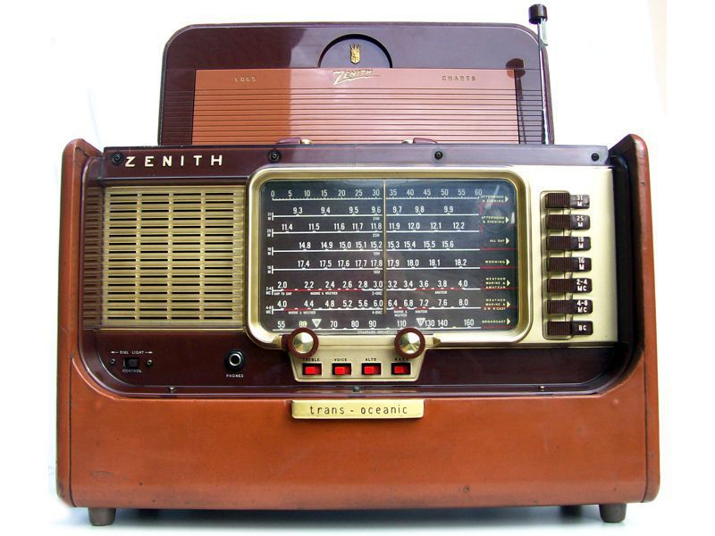 1957 Zenith Transoceanic Model Y600l Shortwave Radio. Here Are The Specifications. Wiring. Zenith Tube Radio Chasis Schematics At Scoala.co